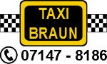 Taxi Braun