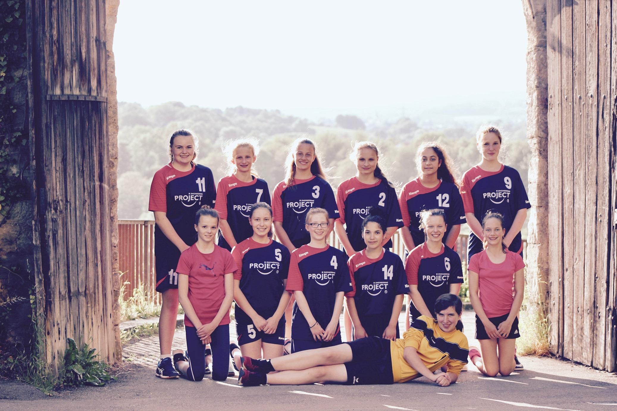 wC-Jugend 2017/2018