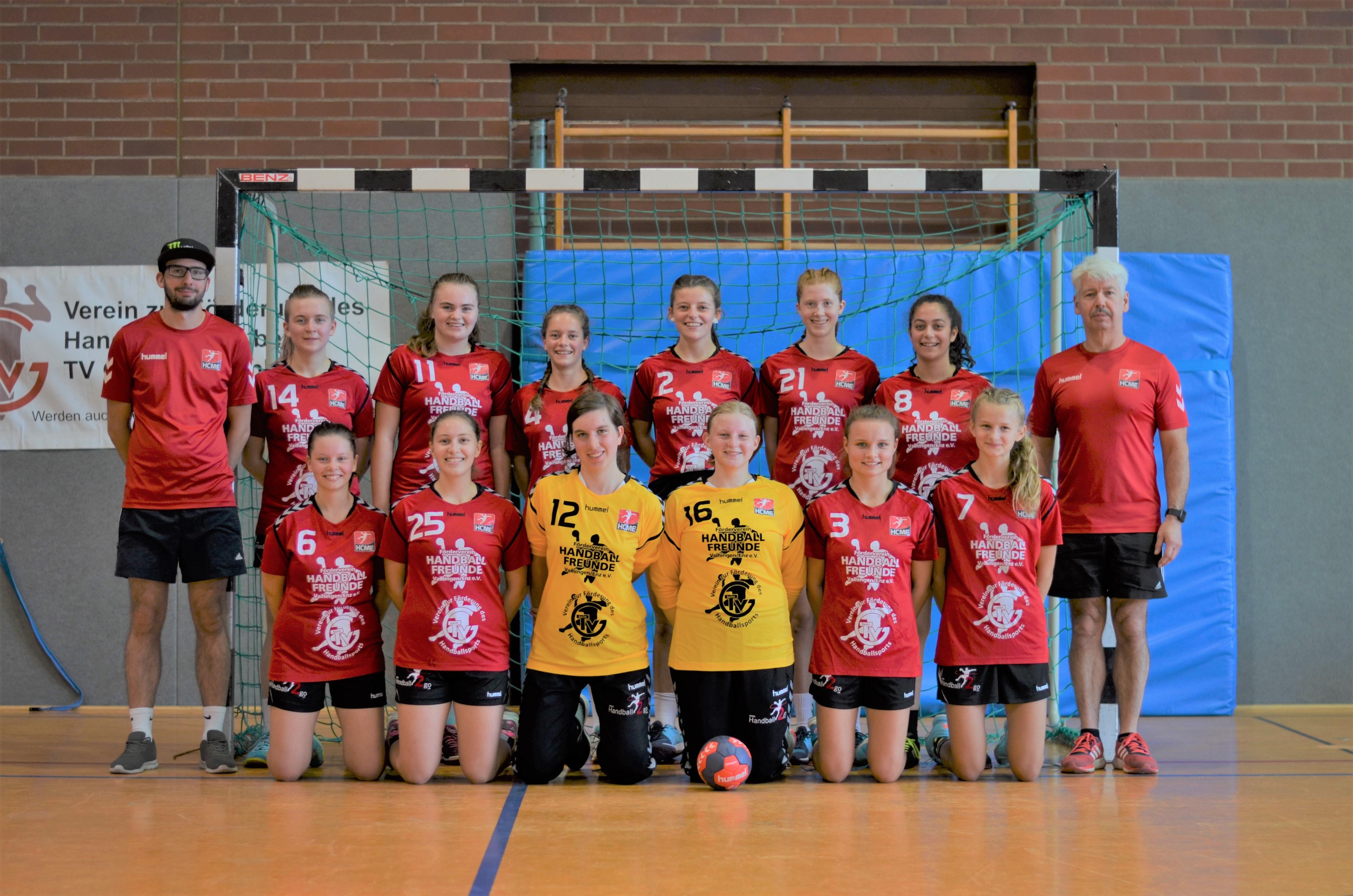 wB-Jugend 2017/2018