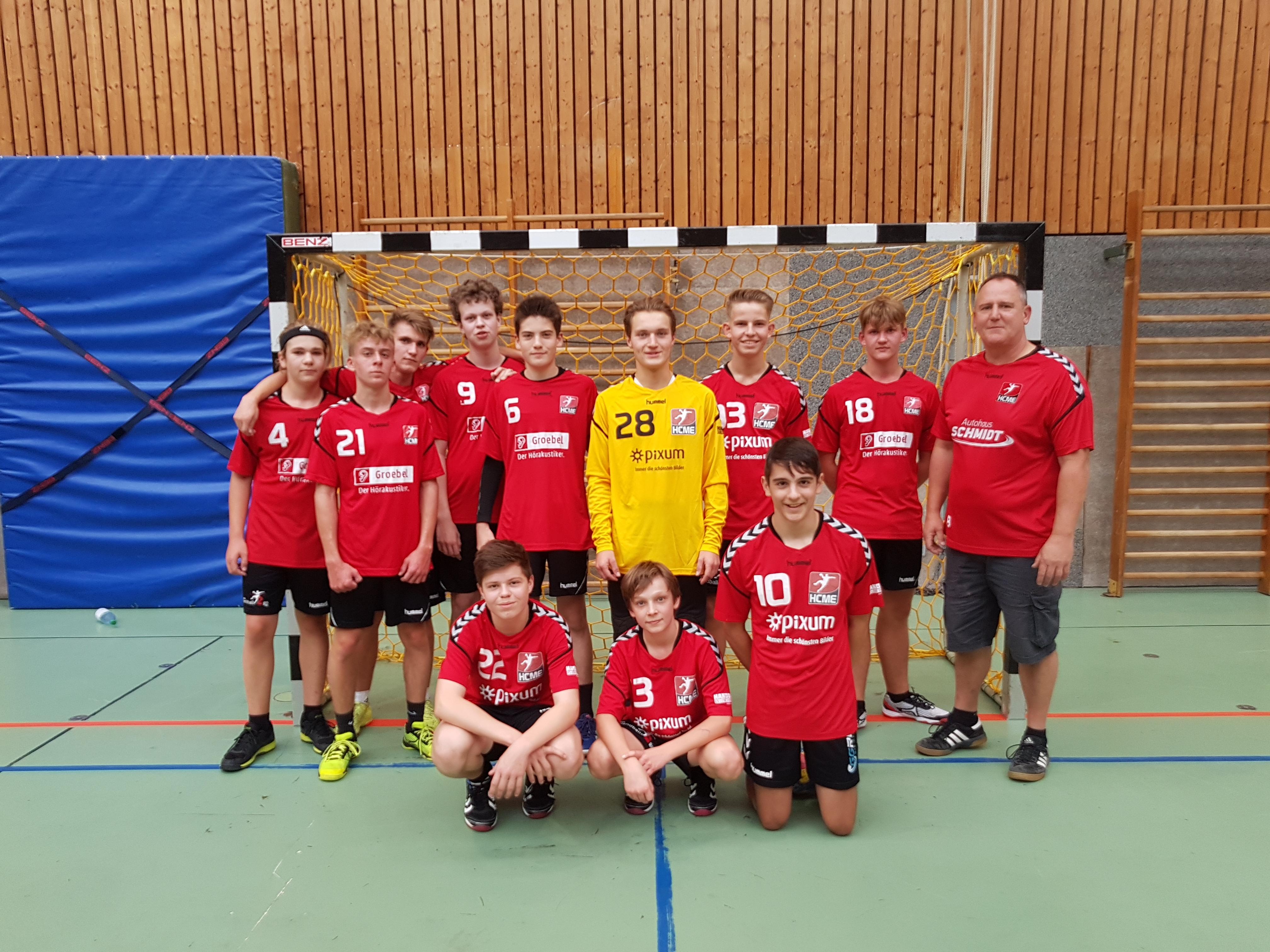 mB2-Jugend 2019/2020