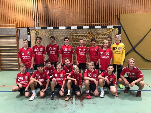 mC-Jugend 2017/2018